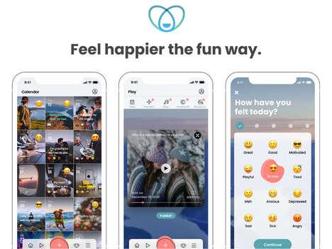 Entertaining Gratitude Apps