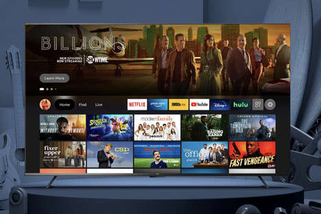 Voice-Controlled Smart TVs
