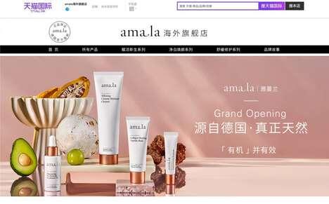 Luxury Beauty Retail Livestreams