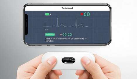 Portable Heart-Monitoring Devices