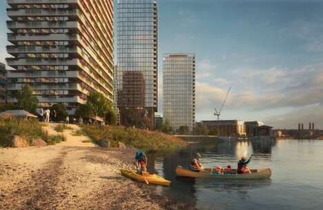 Community-Fostering Mixed-Use Developments
