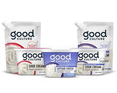 Cultured Lactose-Free Dairy Products