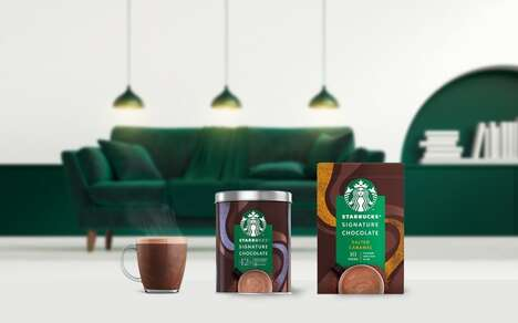 Premium Hot Chocolate Products