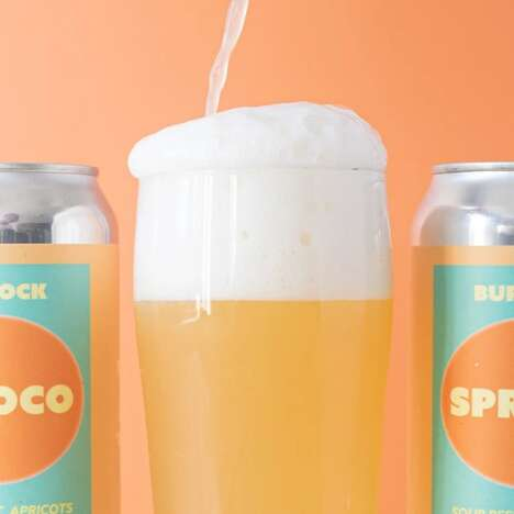 Citrus-Infused Sour Beers