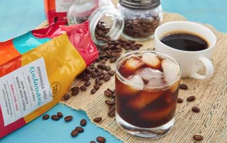 Bold Balinese Coffee Beans