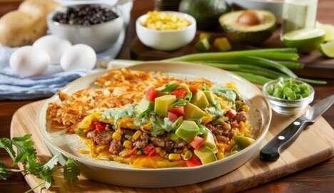 Southwest-Inspired Brunch Dishes