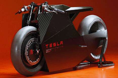 Shape-Shifting E-Bikes