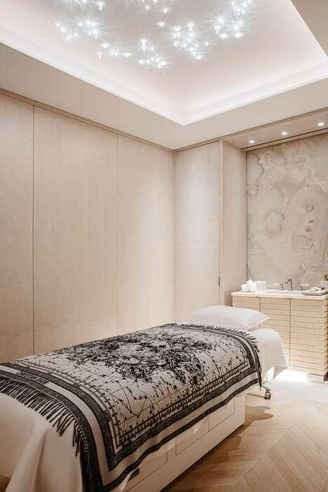 Luxury Parisan Hotel Spas