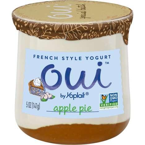 Fall-Themed Yogurt Launches