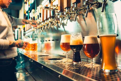 Vegan-Friendly Beer Brewing Technologies