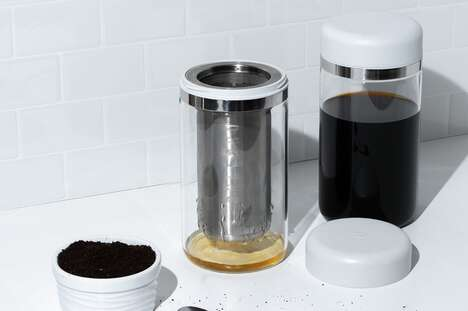 Efficient Cold Coffee Brewers