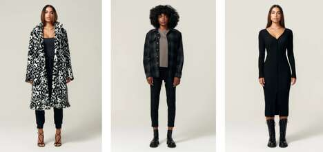 Tomboy Chic Fashion Collections