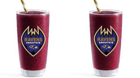 Football-Themed Smoothies