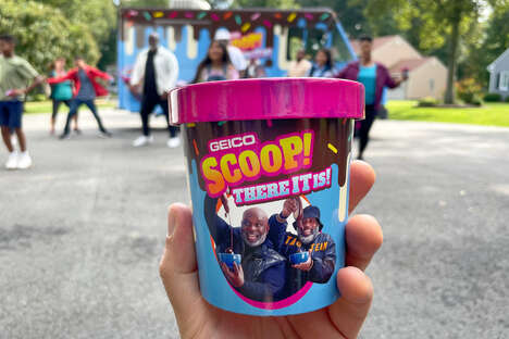 Commercial-Inspired Ice Creams