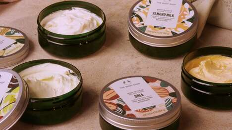 Sustainably Packaged Body Butters