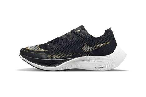 Premium Bold Midsole Sneakers