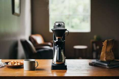 Sleek Drip Coffe Machines