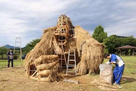 Tradition-Celebrating Art Installations