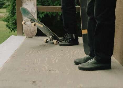 Seasonal Skate-Themed Apparel