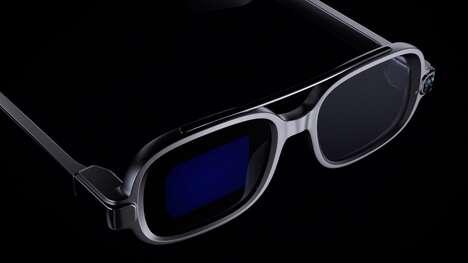 Lightweight Smart Glasses