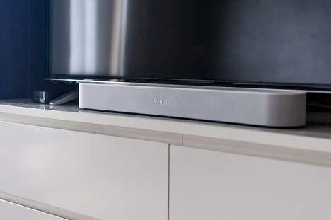 Robust Surround Sound Speakers