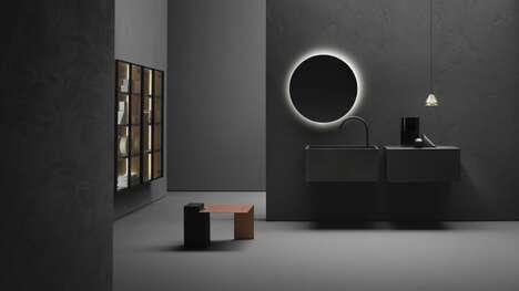 Minimalist Modular Bathrooms