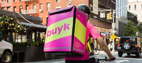 Ultra-Fast Grocery Delivery Platforms