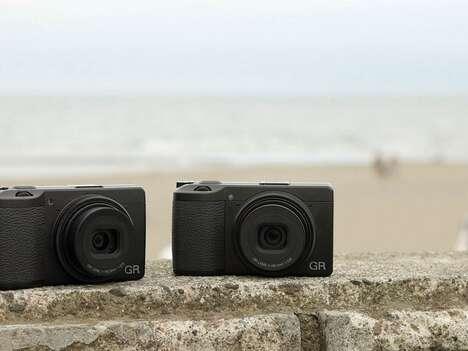 High-Speed Focus Cameras