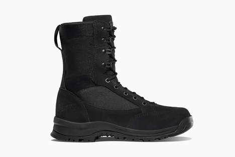 Tactical Secret Agent Footwear