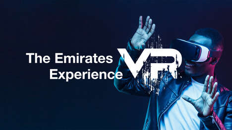 VR-Powered Airline Experiences