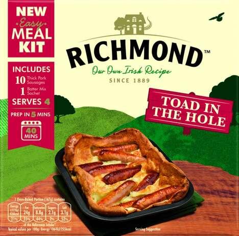 Traditional British Meal Kits