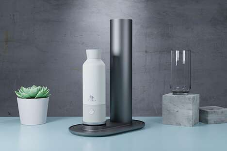 Carbonating Water Bottles