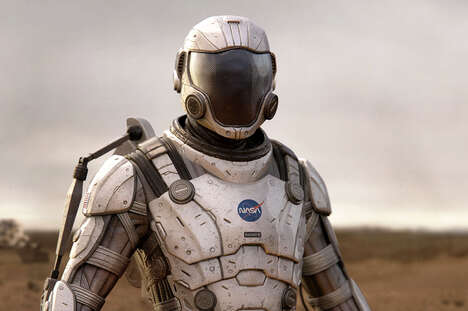 Video Game-Like Spacesuit Concepts