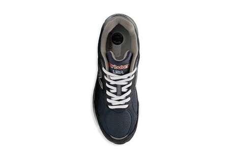 Vibrant Tonal Comfortable Sneakers