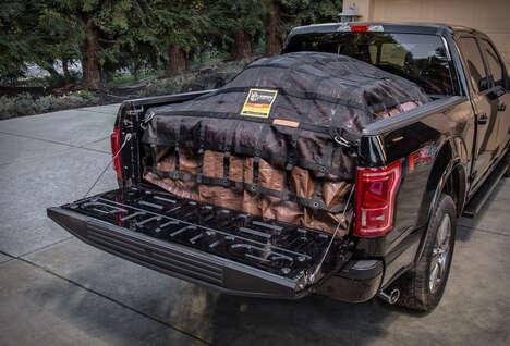 Rip-Stop Pickup Truck Nets