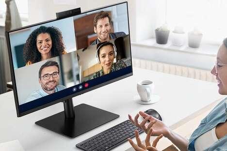 Dedicated Teleconferencing Displays