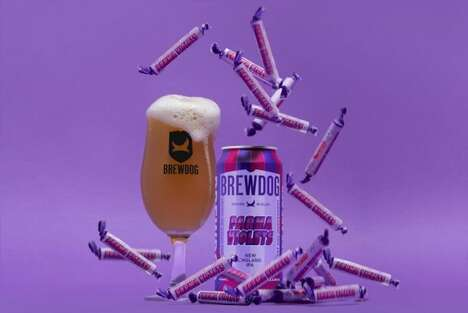 Nostalgic Candy-Flavored Beers
