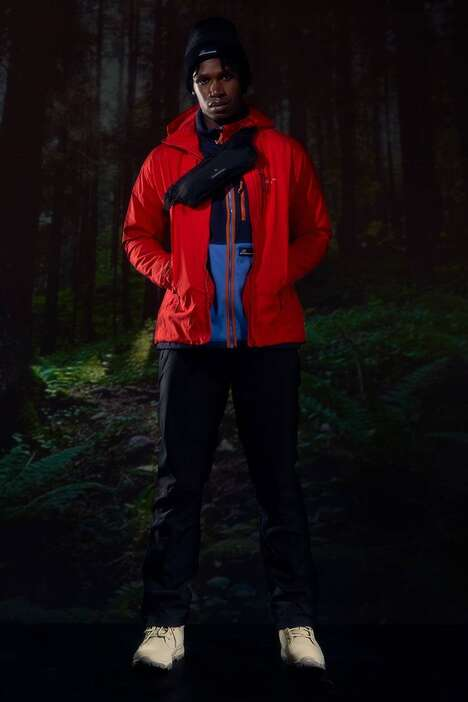 Film-Inspired Archival Outerwear