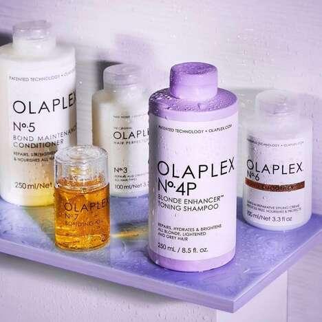 Ultra-Brightening Shampoos