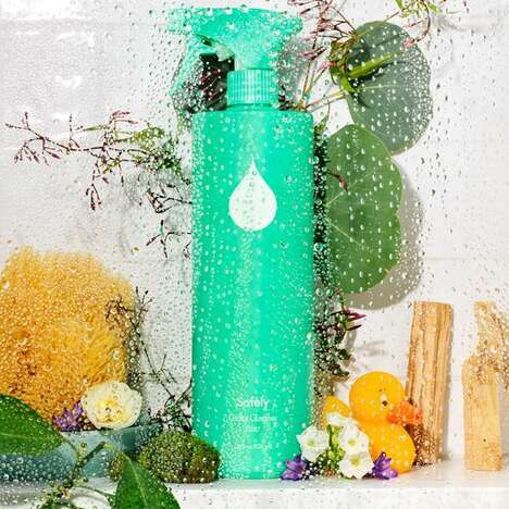 Plant-Powered Household Cleaners