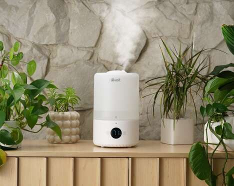 Two-in-One Smart Diffuser