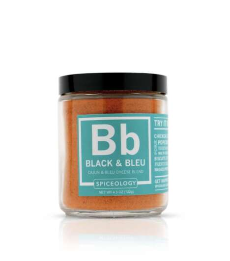 Hybrid Cajun Spice Blends