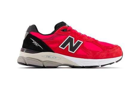Stark Tonal Fiery Sneakers