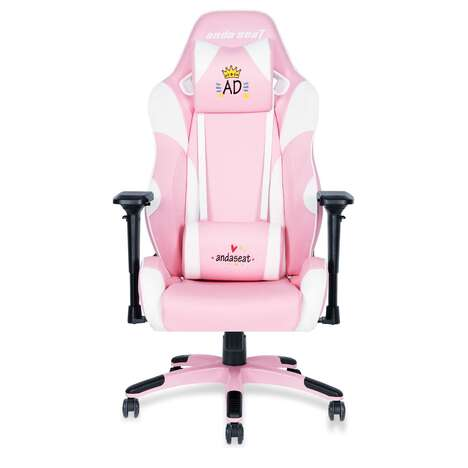 Reclining Pastel Gamer Chairs