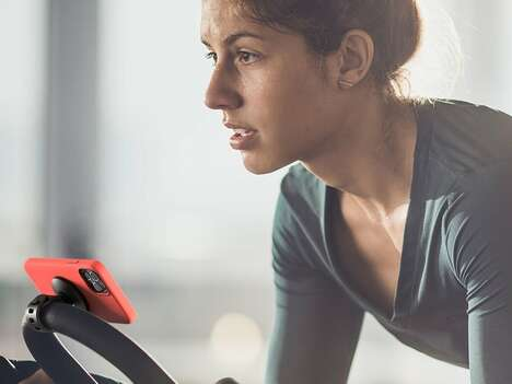 Magnetic Workout Smartphone Mounts