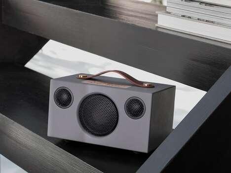 Modernist Multi-Room Audio Solutions