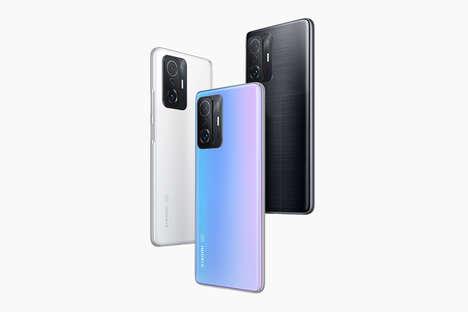 Flagship 8K-Ready Smartphones