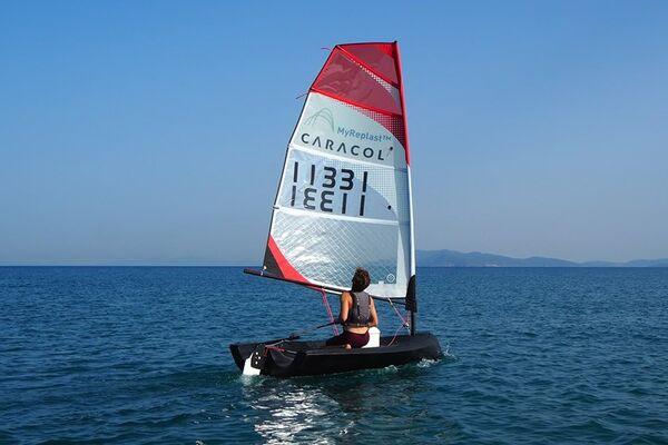 3D-Printed Sailing Boats