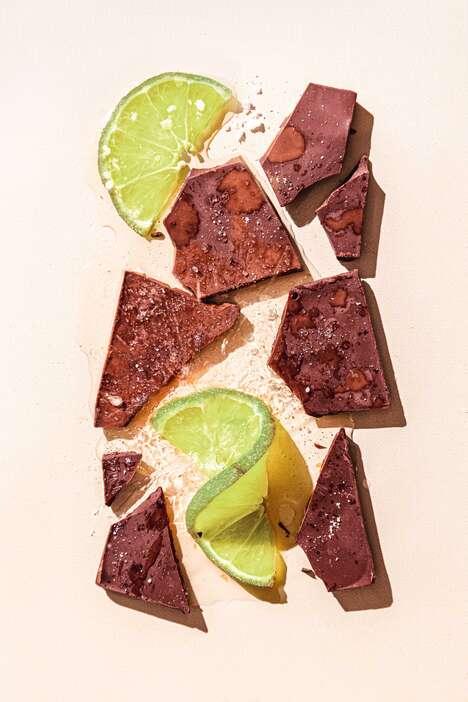 Salty Margarita Chocolates