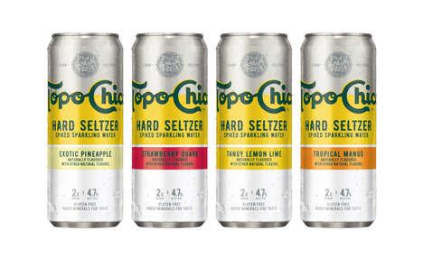 Low-Calorie Hard Seltzer Expansions